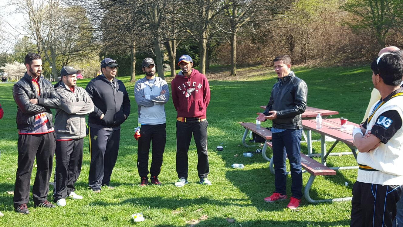 Start of 24 season with a Bang | Sunrise Cricket Club | title | kitchener cricket club